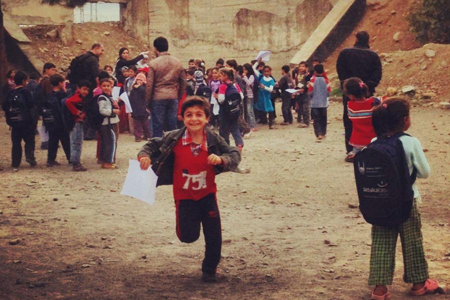 Savaştan En Çok Çocuklar Etkileniyor