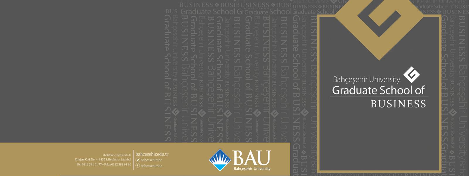 http://content.bahcesehir.edu.tr/BAU Graduate School Of Business, Bahçeşehir Üniversitesi, BAU