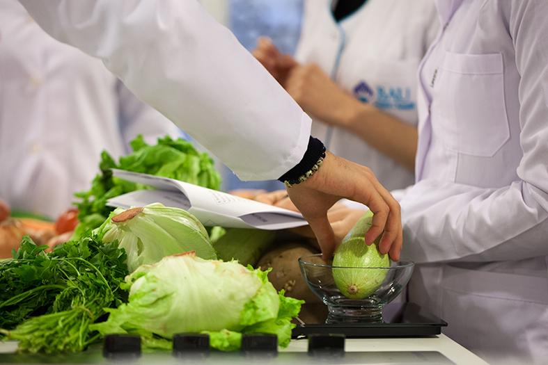 BAU Beslenme ve Diyetetik Bölümü
