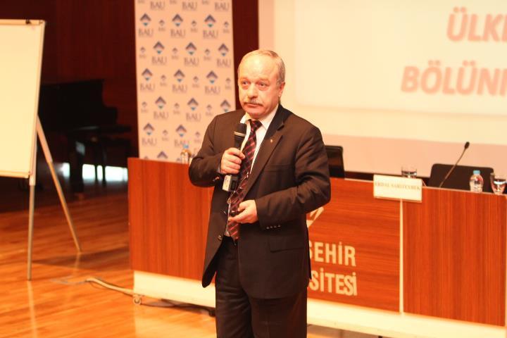 Bahçeşehir Üniversitesi Siyaset Okulu 9, Sekizinci Hafta