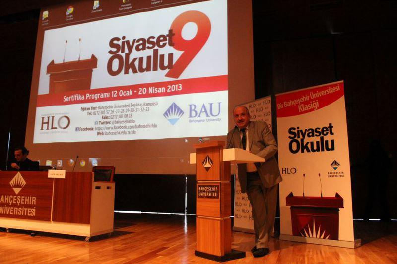 Bahçeşehir Üniversitesi Siyaset Okulu 10