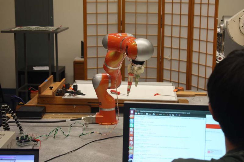 BAU, silicon valley, stanford, robotic, mekatronik