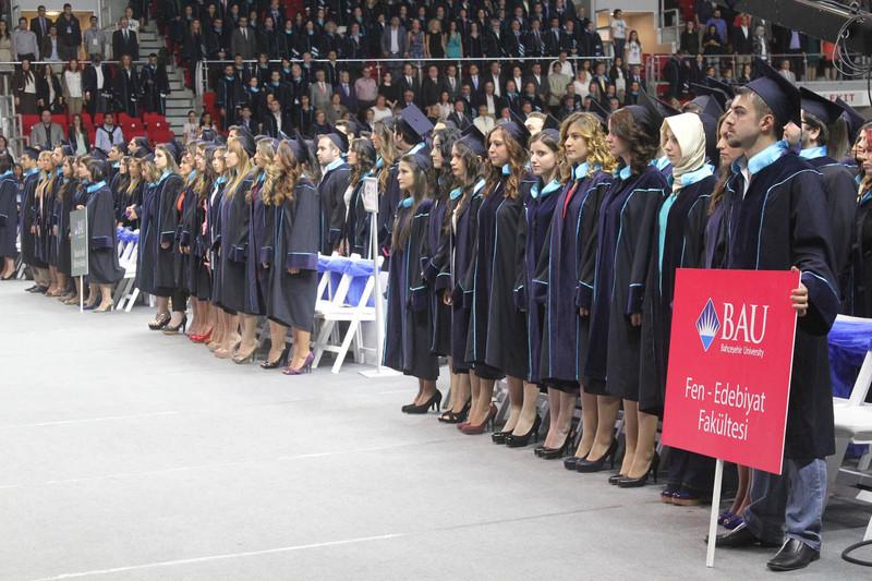 bau, mezuniyet, 2012,2013,tören