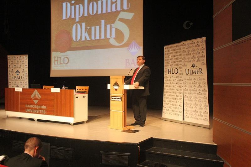 bau, siyaset, hlo, diplomat, siyaset, eğitim, okul