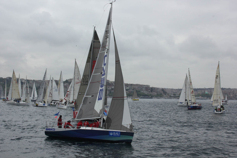 BAU, Sailing, Cup, 2014, marmara sea, bosphorus