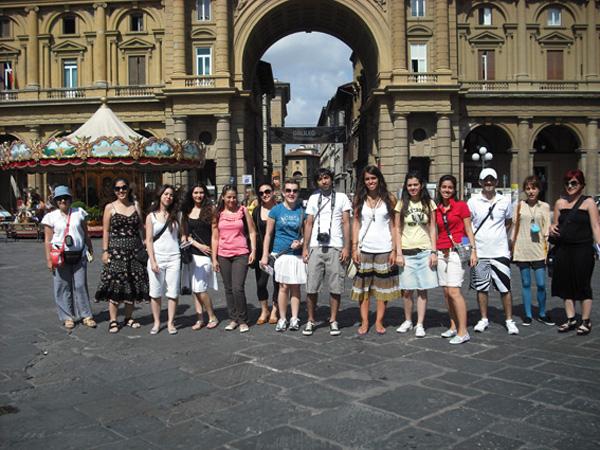 Mimarlık ve Tasarım Fakültesi Floransa Yaz Okulu / 2009