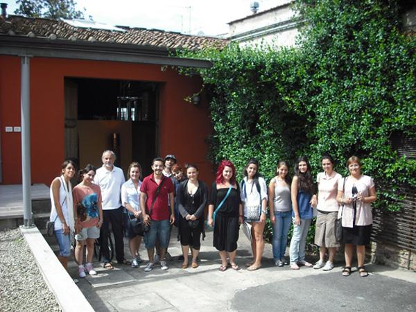 http://content.bahcesehir.edu.tr/Mimarlık ve Tasarım Fakültesi Floransa Yaz Okulu / 2009