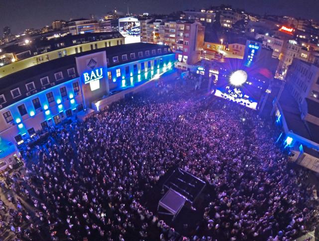 bau, bi şehir, festival, mayfest, concert, live
