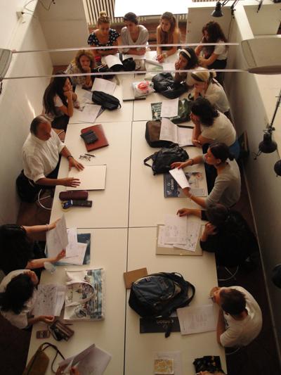 http://content.bahcesehir.edu.tr/Bahçeşehir Üniversitesi Mimarlık ve Tasarım Fakültesi Floransa Yaz Okulu / 2011