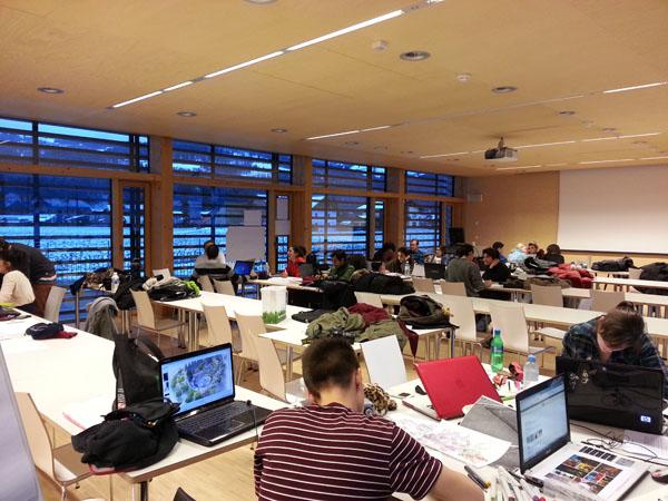 http://content.bahcesehir.edu.tr/Bahçeşehir Üniversitesi Mimarlık ve Tasarım Fakültesi Salzburg 2012 Kış Okulu