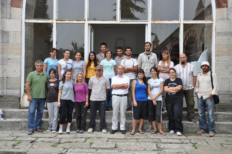 http://content.bahcesehir.edu.tr/Edirne Sarayı Kazısı - 2009