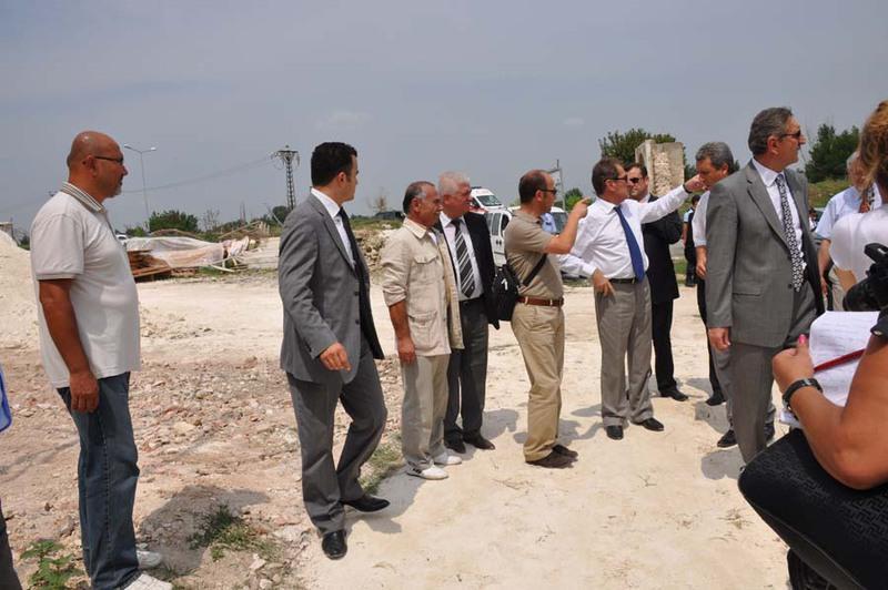 http://content.bahcesehir.edu.tr/Edirne Sarayı Kazısı - 2010